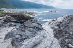 Образование вулканической породы Стоковая Фотография RF