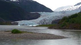 Образование ледника Стоковое фото RF