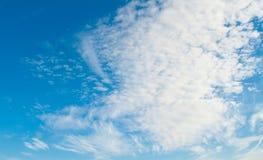 образование облака Стоковые Фото