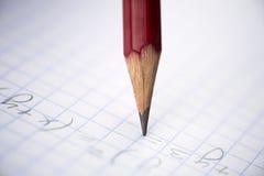 образование принципиальной схемы Стоковое Изображение RF