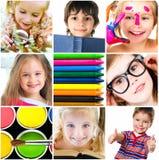 образование принципиальной схемы Стоковые Изображения RF