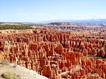 Образования каньона Bryce Стоковые Изображения