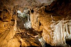 Подземелья Nerja в Испании Стоковые Изображения RF
