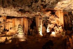 образования cavern подземные стоковая фотография rf