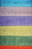 образцы ткани Стоковая Фотография RF