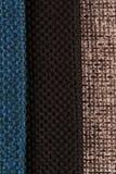 Образцы ткани стоковое фото rf