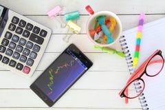 образ жизни атмосферы фондовой биржи каждый день иллюстрация штока