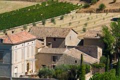 Образ жизни Провансали - детали и элементы француза расквартировывают стоковое изображение rf