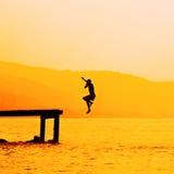Образ жизни свободы потехи лета Стоковые Изображения RF