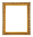 обрамите богато украшенный изображение прямоугольное Стоковая Фотография
