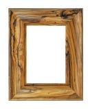 обрамите деревенскую древесину Стоковые Изображения