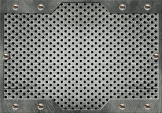 обрамите металл Стоковое фото RF