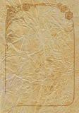 обрамленная бумага Стоковая Фотография RF