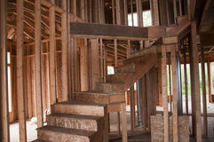 обрамленный stairway Стоковые Изображения RF