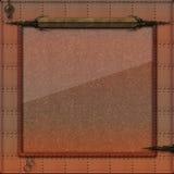 Обрамленная предпосылка steampunk Стоковая Фотография