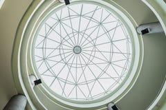 Обрамлять в крыше купола Стоковая Фотография