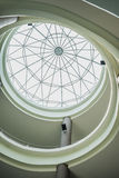 Обрамлять в крыше купола Стоковые Изображения