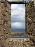 Обрамлять каменной стены стоковое изображение rf