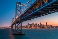 Обрамляя Сан-Франциско Стоковые Фотографии RF