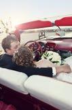 обратимое венчание пар стоковое изображение rf