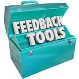 Обратная связь оборудует мнения обзоров комментариев Toolbox бесплатная иллюстрация
