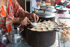 добросердечный sweetmeat тайский Стоковое фото RF