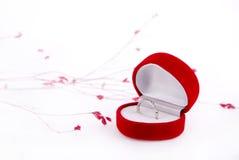 обручальное кольцо Стоковые Изображения
