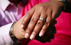 обручальное кольцо Стоковая Фотография