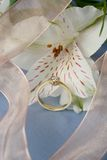 обручальное кольцо Стоковая Фотография RF