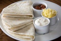 Обручи Tortilla Стоковые Изображения