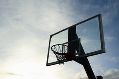 обруч баскетбола Стоковые Изображения