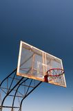 Обруч баскетбола Стоковые Изображения RF