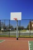 обруч баскетбола стоковые фото