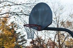 Обруч баскетбола иллюстрация штока