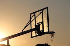 Обруч баскетбола Стоковое Фото