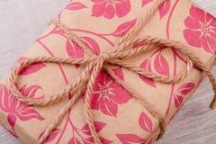 Обруч и веревочка печати цветка Стоковое Изображение