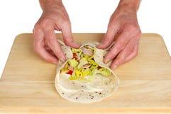 Обруч хлеба Стоковые Изображения RF