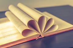 Обрушенные книги карточек Стоковое фото RF