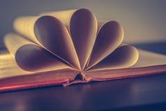 Обрушенные книги карточек Стоковое Фото