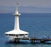 обсерватория Израиля eilat морская подводная Стоковые Фото