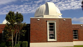 Обсерватория Картера Стоковые Изображения