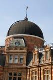 обсерватория королевская Стоковые Фотографии RF