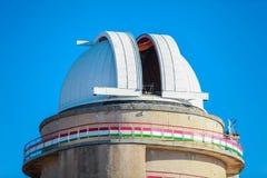 Обсерватория космоса Sanglok в Nurek Таджикистане Стоковое фото RF