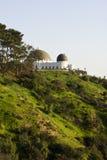 обсерватория griffith стоковое фото rf
