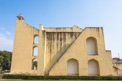 Обсерватория Jantar Mantar, Джайпур, Индия Стоковые Фото