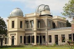 Обсерватория Leiden Стоковое Изображение RF