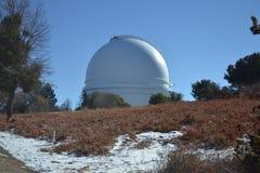 обсерватория palomar стоковое фото rf