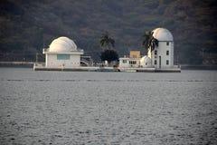 Обсерватория Udaipur солнечная Стоковая Фотография RF