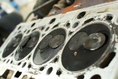 обслуживание двигателя Стоковые Фотографии RF