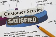 Обслуживание клиента Стоковое Изображение RF